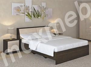Кровать с бельевым коробом